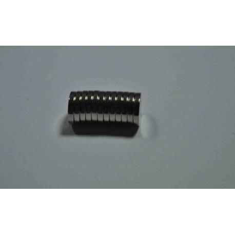 magnesy neodymowe 7/12mm (op.10szt)