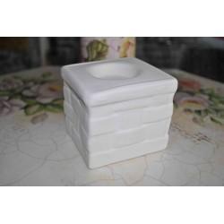 ***ceramika świecznik 8x8