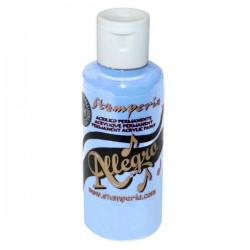 stamperia farba allegro 59 ml kal 24 błękitny