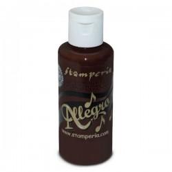 stamperia farba allegro 59 ml KAL92 brąz