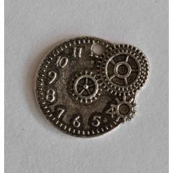 sz.metal zegar 2cm