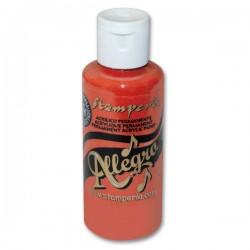 stamperia farba allegro czerwien  59 ml KAL06