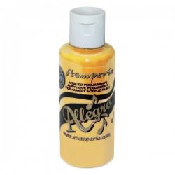 stamperia farba allegro żółć pastel 59 ml KAL52