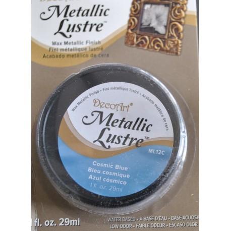 decoart pasta woskowa błękit lazurowy 29 ml