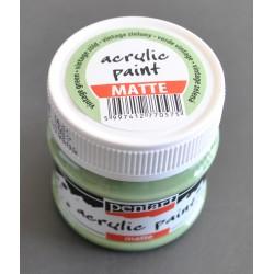penart farba akrylowa 50 ml zielony vintage