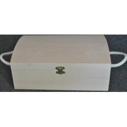 szkatułka drewniana 29,5x20x10