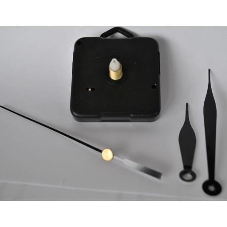 mechanizm do zegara +wskazówki