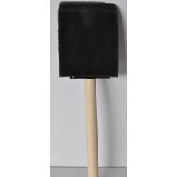 pędzel gąbkowy płaski 5*6 cm