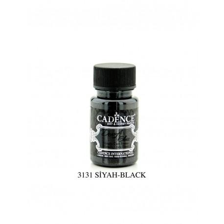 farba do szkła i porcelany 50 ml czarna