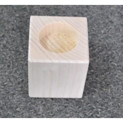 drew.świecznik 6*6*7 cm