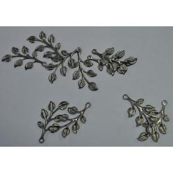 sz.metal gałazki 3,7 cm/10 szt