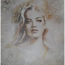 ***papier soft A-3 portret