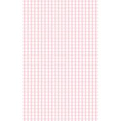 papier ryżowy 54*33 kratka różowa