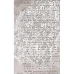 papier ryżowy 54*33 pismo, iluzja