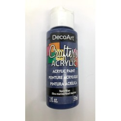 ***farba akrylowa decoart 59ml c.niebieski DCA29