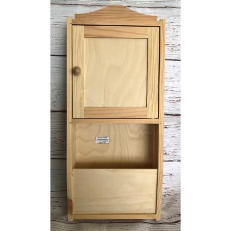 drew.szafka na klucze z listownikiem 18*35 cm