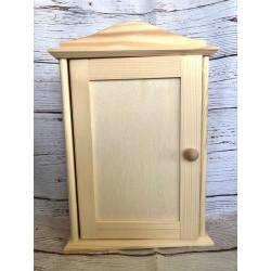 ***szafka na klucze drewniana 20*6*29,5cm