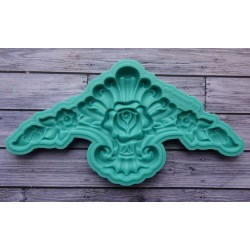 foremka ornament różany 13*6,5cm