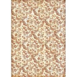 ***papier ryżowy A3 DFSA3018 tapeta kwiaty