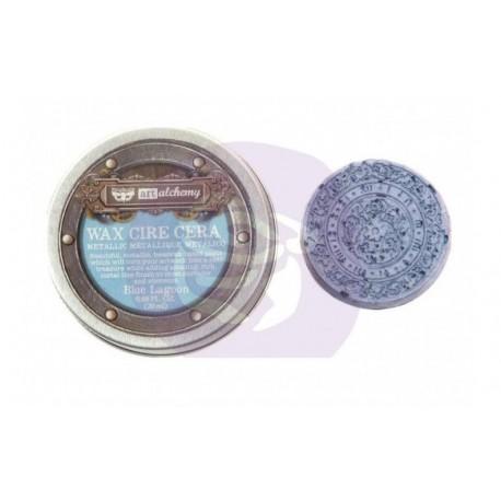 ***prima finnabair wosk metal 20ml blue lagoon
