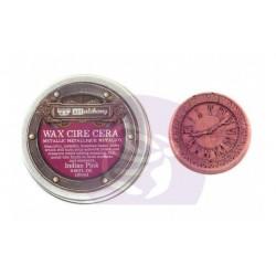 ***prima finnabair wosk metal 20ml indian pink