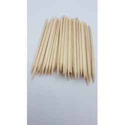 ***patyczki drewniane naturalne 11,5cm*4 mm/50 szt