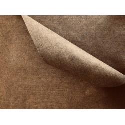 filc miękki poliester 30*40 cm brąz