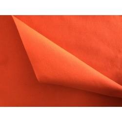 filc miękki poliester 30*40 cm pomarańcz