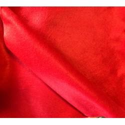filc miękki poliester 30*40 cm czerwony