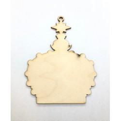 kształt do foremki victoria adornments korona