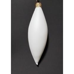 ***sopel biały 12cm średni