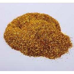 brokat sypki 20ml głęboki złoty
