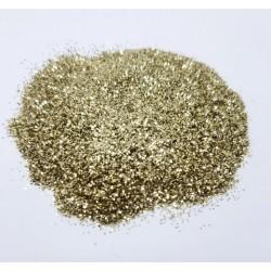 ***brokat sypki 100ml złoto połyskujące