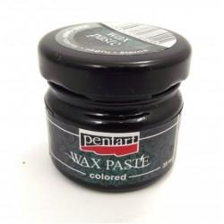***pentart pasta woskowa czarna 20 ml