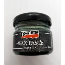 pentart pasta woskowa zieleń żółw.20 ml