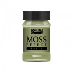 ***pentart efekt mchu jasny zielony 100ml