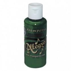 ***stamperia farba allegro zielony olej 59 ml KAL8