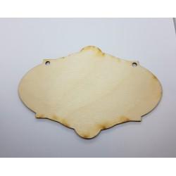 drew.tabliczka owalna 10*15 cm