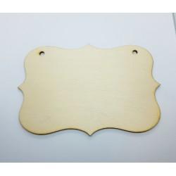 drew.tabliczka kwadrat 10*15 cm
