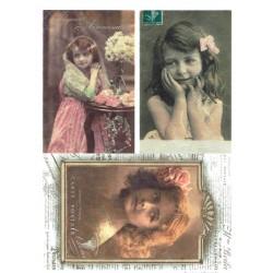 papier ryżowy A-4 kod.0152 portret,gazet