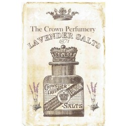 ***papier cienki A-5 4160 perfume lavender