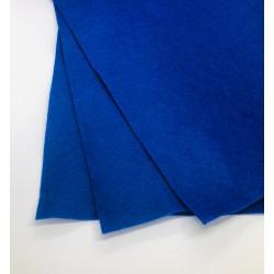 filc miękki A4 c.niebieski