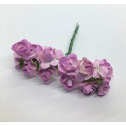 kwiat papierowy 1,4-1,9 cm pęk.12 szt wr