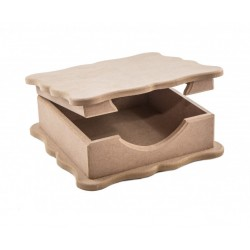 pudełko mdf 20*20*8cm