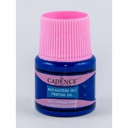 efekt szronu 45 ml niebieski frosting gel