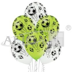 balon football piłka nożna 6szt