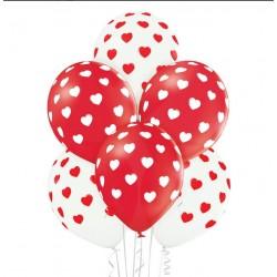 balon serca 6szt