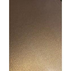 papier wizytówka brąz metaliczny