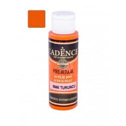 farba premium 70 ml 9046 pomarańcz
