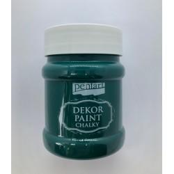pentart farba kredowa 230 ml sosnowy zielony